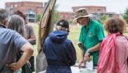 Trumpington Meadows Discovery Day 2018