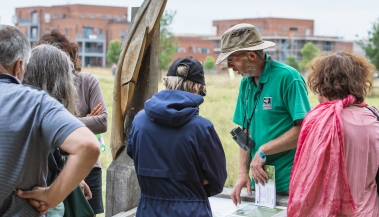 Trumpington Meadows Discovery Day 2018